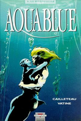 Aquablue # 3 - Le Mégophias