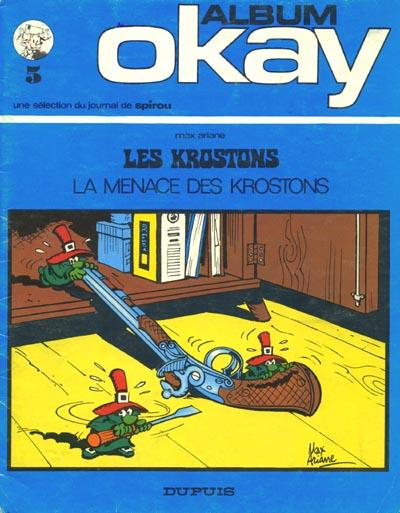 Les Kroston # 1 - La menace des Krostons