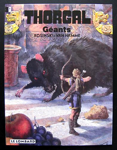 Thorgal # 22 - Géants