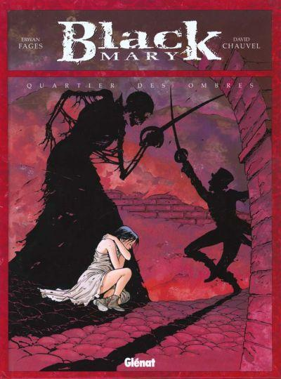 Black Mary # 1 - Quartier des ombres