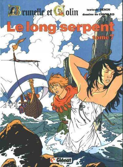 Brunelle et Colin # 7 - Le long serpent