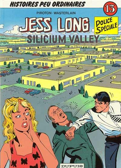 Jess Long # 13 - Silicium Valley