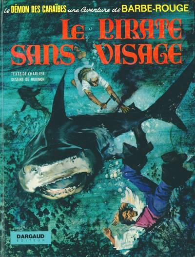 Barbe-Rouge # 14 - Le pirate sans visage