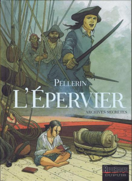 L'épervier # 0 - L'Épervier : Archives secrètes