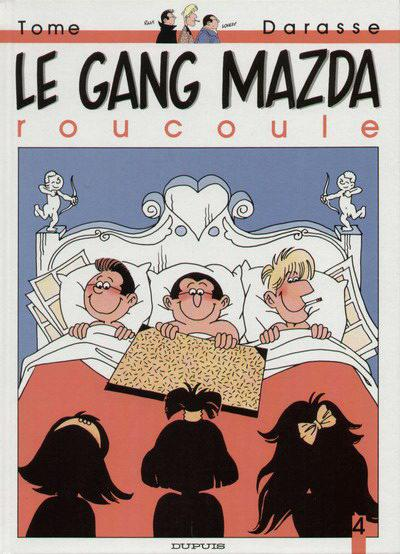Le gang mazda # 4 - Roucoule
