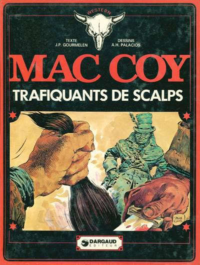 Mac Coy # 7 - Trafiquants de scalps