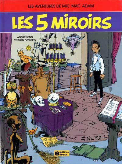 Les 5 miroirs la bande des cin s for Miroir 5 bandes