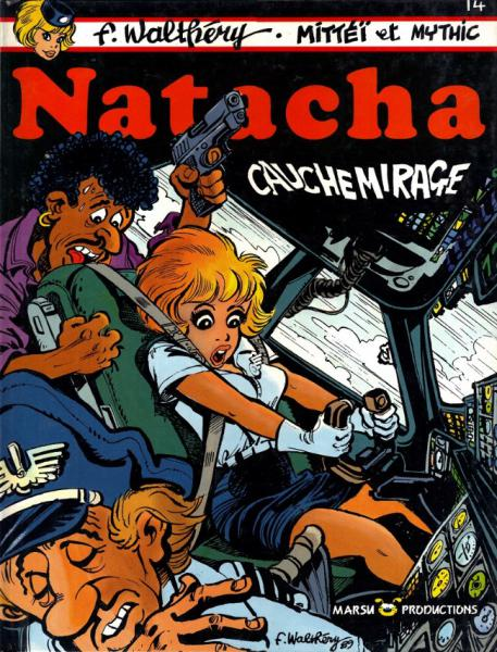 Natacha # 14 - Cauchemirage