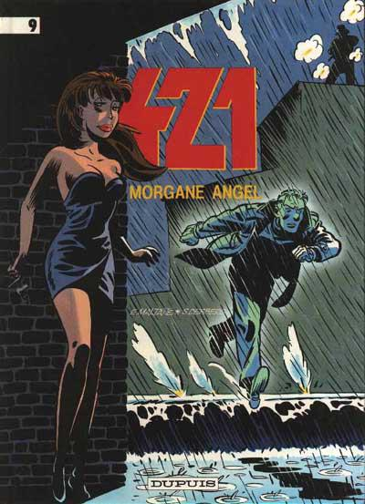 421 # 9 - Morgan angel