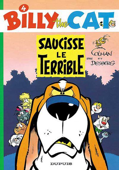 Billy the cat # 4 - Saucisse le terrible