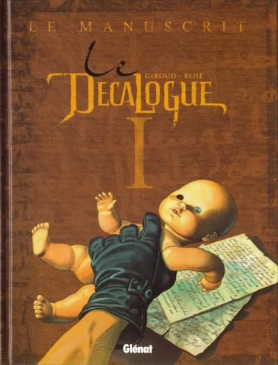 Le decalogue # 1 - Le manuscrit