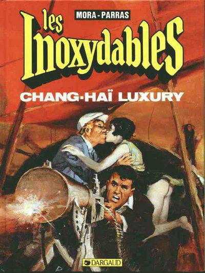 Les Inoxydables # 2 - Chang-haï luxury