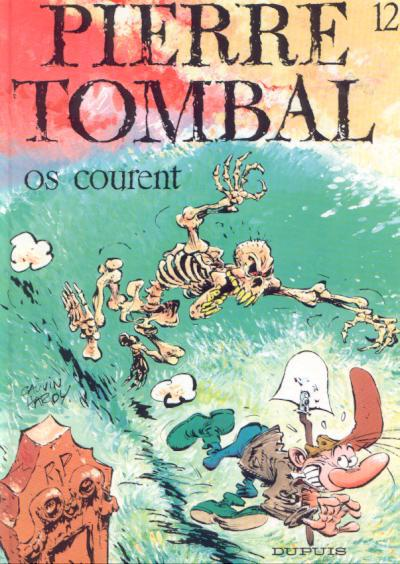 Pierre Tombal # 12 - Os courent