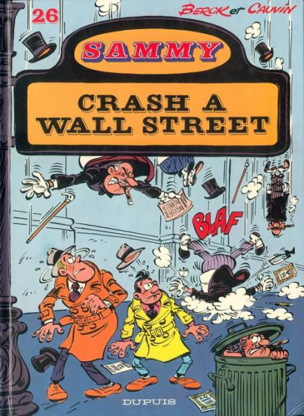Sammy # 26 - Crash a wall street