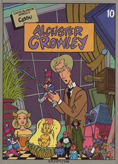 Alceister Crowley # 1 -