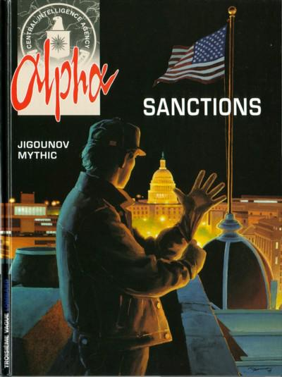Alpha # 5 - Sanctions