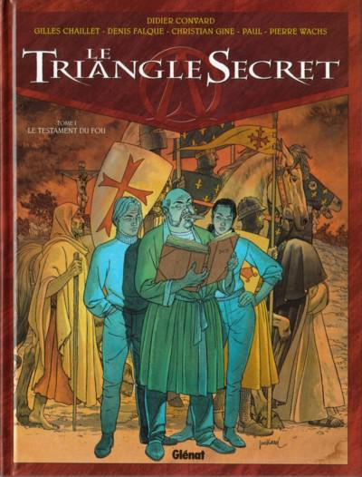 Le Triangle secret # 1 - Le testament du fou