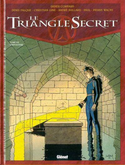 Le Triangle secret # 7 - L'imposteur