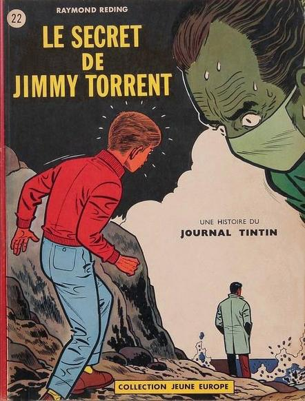 Jari # 3 - Le Secret de Jimmy Torrent