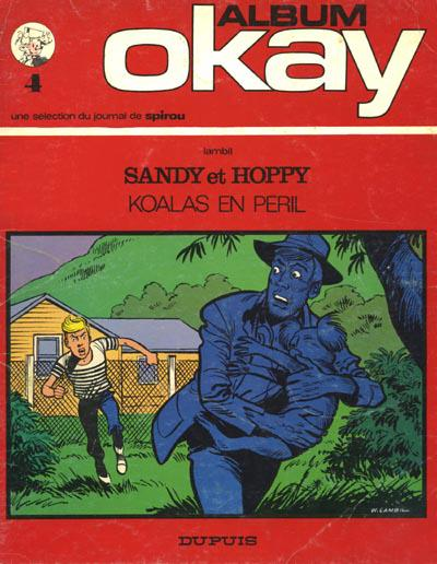 Sandy et Hoppy # 0 - Koalas en péril
