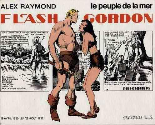 Flash Gordon # 0 - Le peuple de la mer