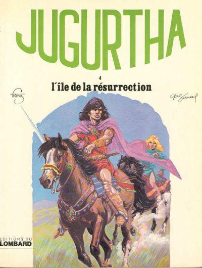 Jugurtha # 4 - L'Ile de la resurrection
