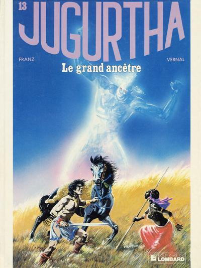 Jugurtha # 13 - Le grand ancêtre