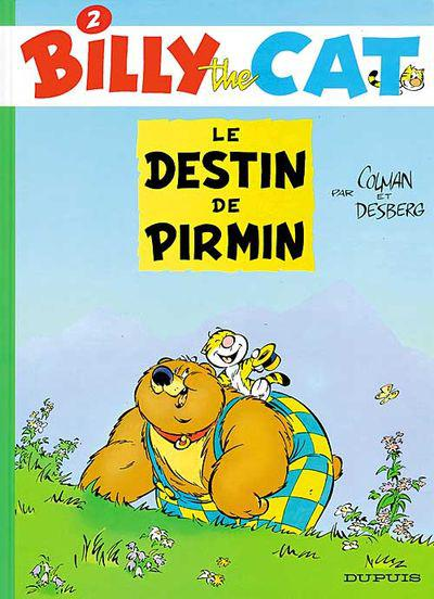 Billy the cat # 2 - Le destin de Pirmin