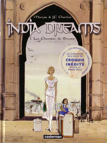 India dreams # 1 - Le chemin de brume