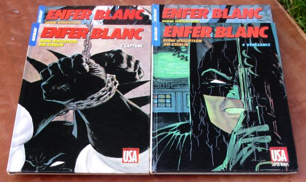 Batman : Enfer blanc # 0 - Batman - Enfer blanc - série complète 4 volumes