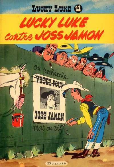 Lucky Luke # 11 - Contre Joss Jamon