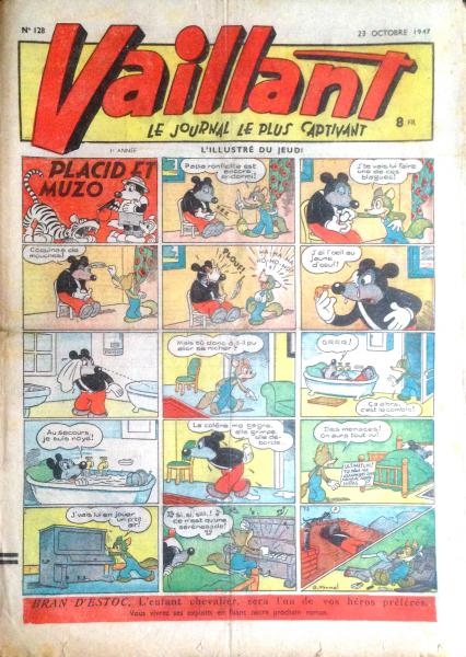 Vaillant journal # 128 -