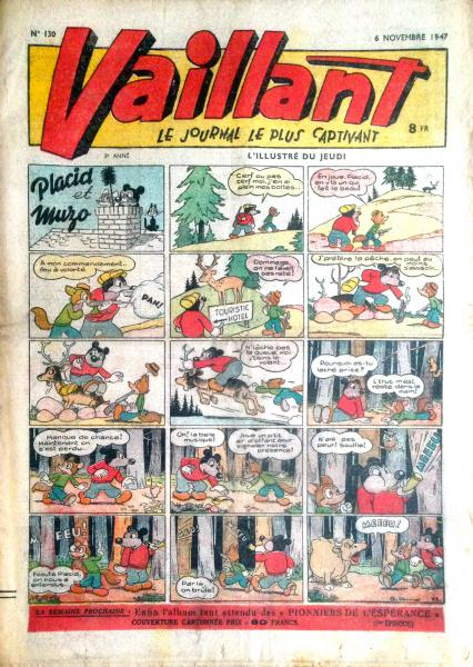 Vaillant journal # 130 -
