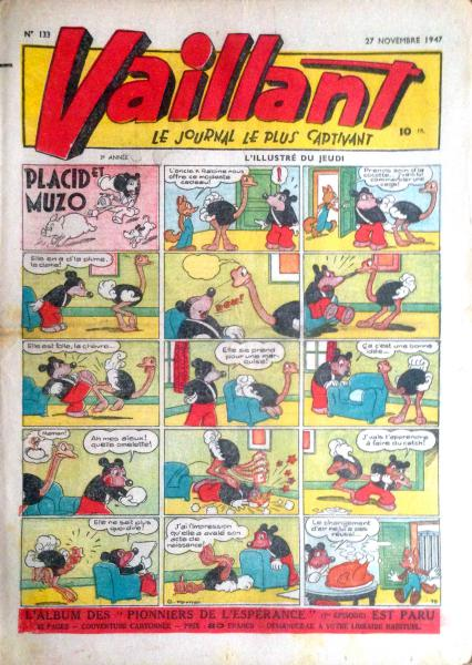 Vaillant journal # 133 -