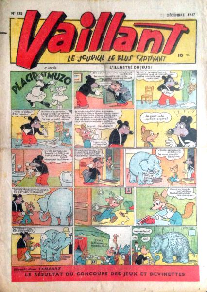 Vaillant journal # 135 -