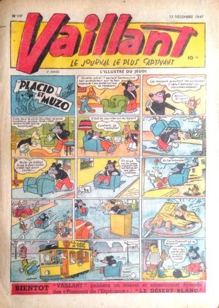 Vaillant journal # 137 -
