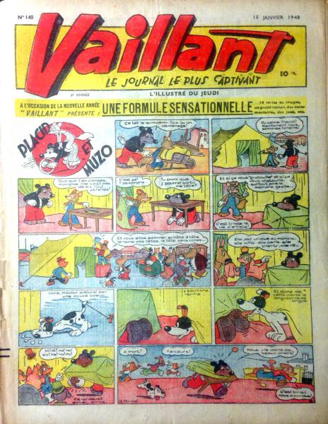 Vaillant journal # 140 -
