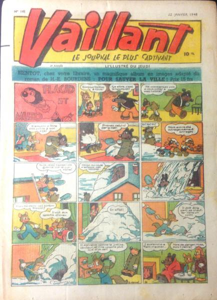 Vaillant journal # 141 -