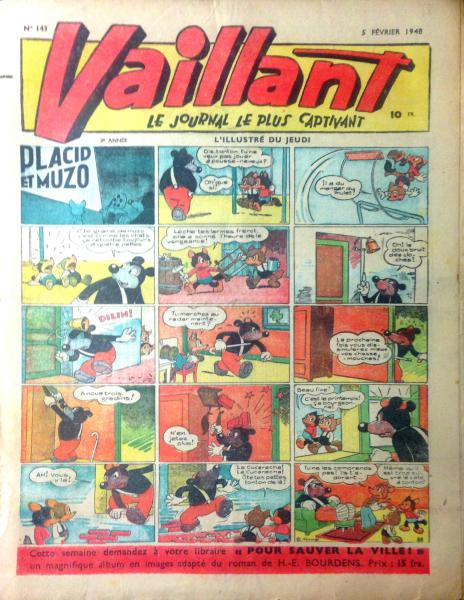 Vaillant journal # 143 -
