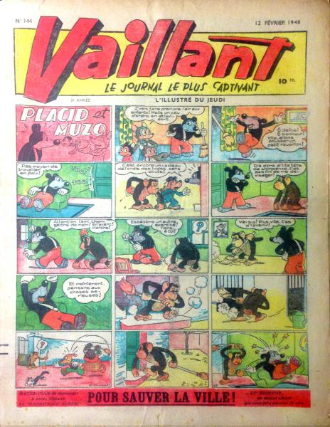 Vaillant journal # 144 -
