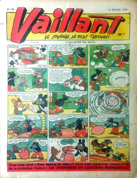 Vaillant journal # 145 -