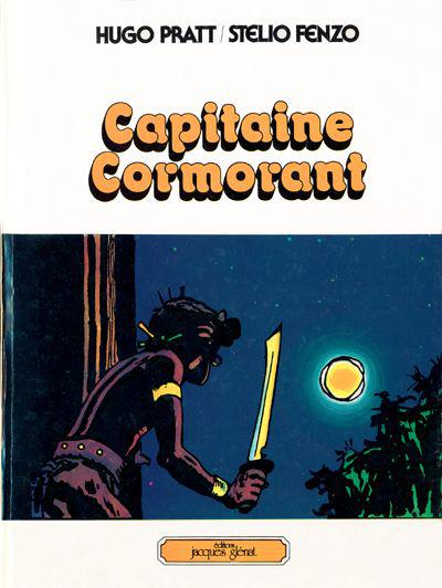 Capitaine Cormorant - édition cartonnée