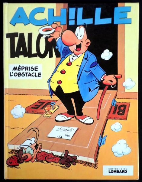 Achille Talon # 8 - Achille Talon méprise l'obstacle