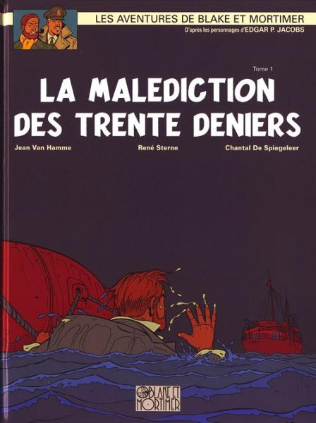 Blake et Mortimer # 19 - La Malédiction des trente deniers