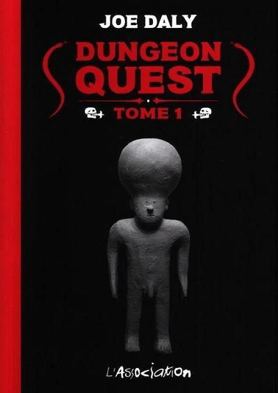 Dungeon Quest # 1 - Tome 1