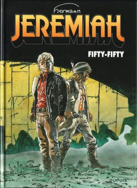 Jeremiah # 30 - Fifty-fifty