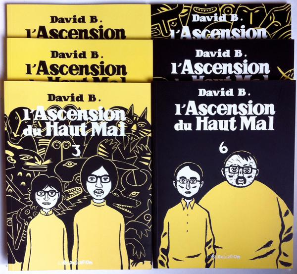 L'Ascension du Haut mal # 0 - L'Ascension du Haut mal : tome 1 à 6