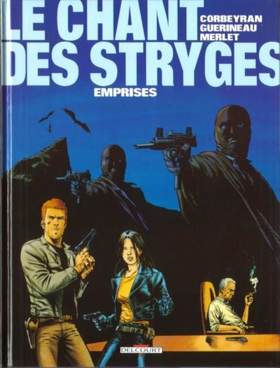 Le chant des Stryges # 3 - Emprises