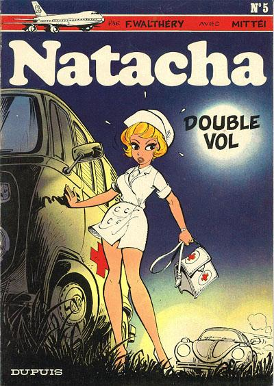 Natacha # 5 - Double vol
