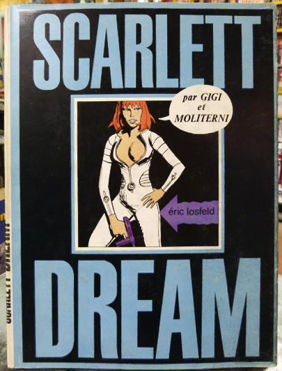 Scarlett Dream # 1 - Scarlett Dream